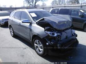 Salvage Chevrolet Equinox